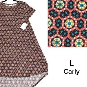 LuLaRoe large Carly Dress